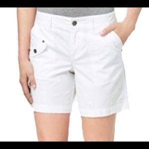 NEW-Style & CO Women's Cargo Shorts
